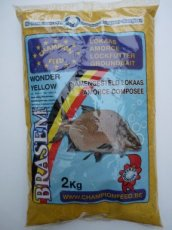 Champion Feed Wonder Yellow 2kg