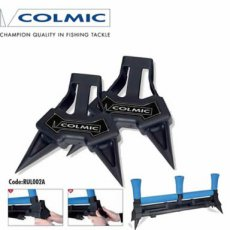 Colmic Bar Roller & Rod Rest Feet
