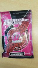Mainline Response Boilies 10mm Strawberry Zest