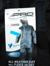 Spro all-weather suit XXL